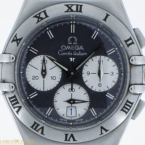 Omega Constellation Chronograph Ref. 15423000